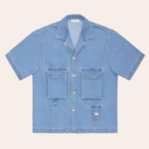 Джинсовые рубашки: 10 вариантов от простых до роскошных