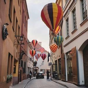 Гид по городу: Чем заняться в Вильнюсе