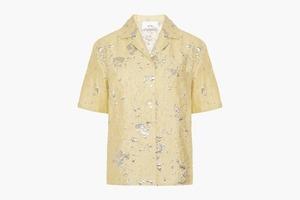 Весне дорогу: Яркая рубашка молодого московского бренда Abitu