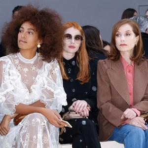 Эволюция первого ряда: Кому отдают лучшие места на неделях моды