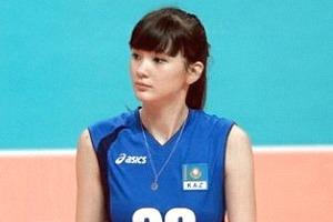 Казахстанская волейболистка взорвала интернет