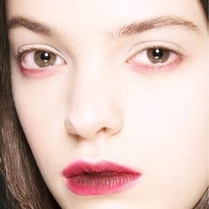 Омбре на губах: Макияж несколькими оттенками помад