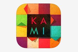 Мобильная  оригами-головоломка «Kami»
