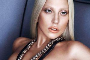 Кампания Versace с Леди Гагой до фотошопа