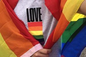 В Киеве прошёл ЛГБТ-прайд «Марш равенства»