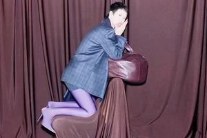 Харли Вейр сняла фетишистскую кампанию для Balenciaga