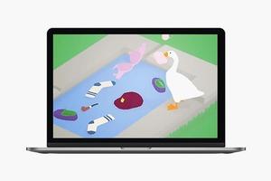 Что скачать: Untitled Goose Game — игра, где вы гусь, который гогочет