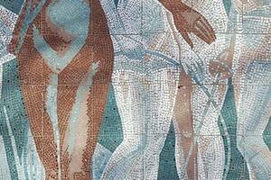 На кого подписаться: Инстаграм с советскими мозаиками