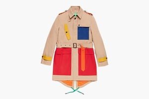 Тренч United Colors of Benetton для прохладного лета