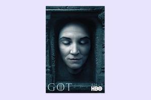 Постеры с героями «Игры престолов» к новому сезону