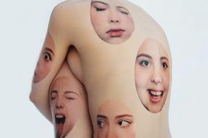 На кого подписаться: Инстаграм Джон Юи с искусным боди-артом