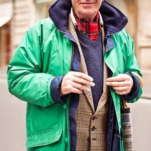 Люди на улицах Рима