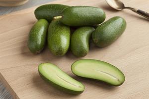 Появился сорт авокадо  без косточки