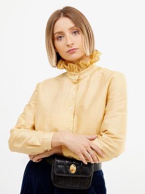 Совладелица Oldnew Moscow Оля Зимина о любимой одежде