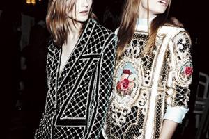Прямая трансляция с Парижской недели моды: День 3