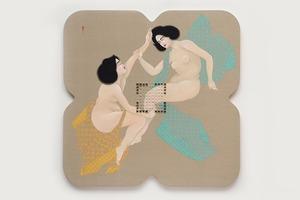 На кого подписаться: Иракская художница Хайв Кахраман