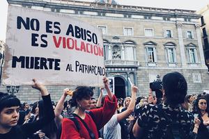 Испанцы возмущены итогом дела о групповом изнасиловании