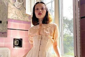 На кого подписаться: Коллекционерка винтажной одежды Мина Ли