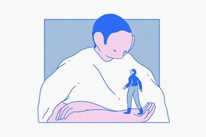 На кого подписаться: Меланхоличные иллюстрации Эвана Коэна