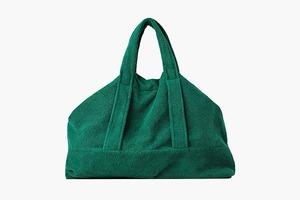 Огромная сумка-полотенце — для полотенца и не только