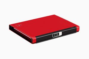 Блокнот Lockbook с доступом по отпечатку пальца