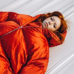 Одесская марка Jealousy: Огромные куртки, худи и платья