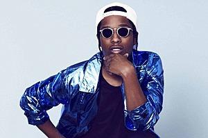 A$AP Rocky нарушает закон в новом клипе