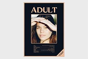 Эротический журнал  для женщин  Adult