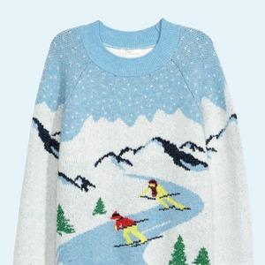 Для Нового года: «Уродливые» свитера от простых до роскошных
