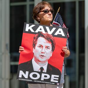 Судья, обвинённый в насилии: Что нужно знать о «деле Бретта Кавано»
