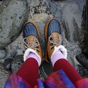 Вещь: Девушки о любимых неубиваемых ботинках  на зиму