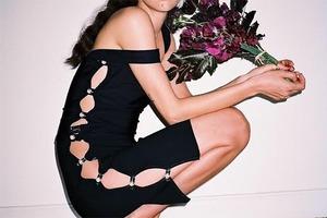 На кого подписаться: Платья экологичной марки Marcia