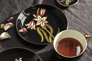 Бумажные мозаики художницы Мэри Делани в коллекции H&M Home и Британского музея