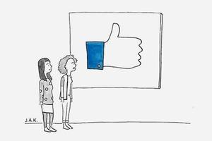 На кого подписаться: Сатирические комиксы из журнала The New Yorker