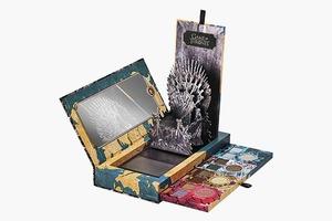 Коллекция косметики Urban Decay x Game of Thrones