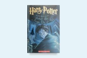 Нейросеть написала фанфик о Гарри Поттере