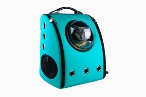 Космический рюкзак-переноска для кошек