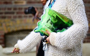 Детали: London Fashion Week