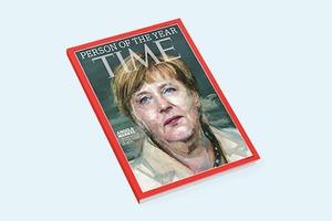 Ангела Меркель — человек года по версии TIME