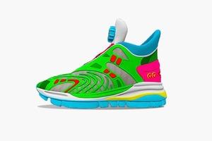 Gucci выпустили в продажу виртуальные кроссовки