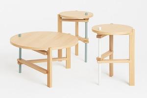 Коллекция мебели HAY  и Томаса Алонсо для COS