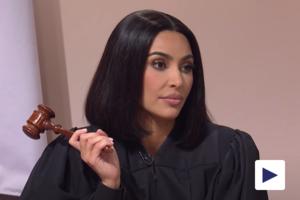 Видео дня: Восхитительно смешной монолог Ким Кардашьян на «Saturday Night Live»