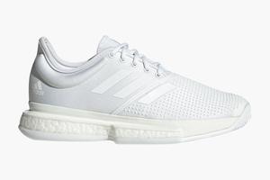 Теннисные кроссовки adidas из переработанного пластика