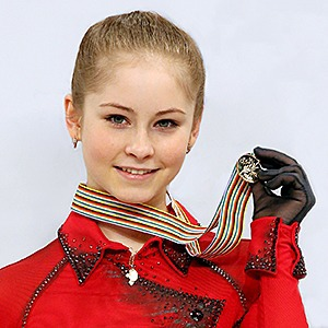 Новое имя:  Олимпийская чемпионка  Юлия Липницкая