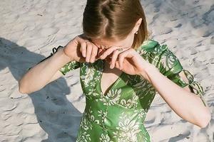 Российская марка Not Fragile: Идеальные лёгкие платья