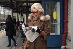 На кого подписаться: Инстаграм, посвящённый стилю бабушек и дедушек