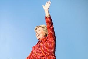 Хиллари Клинтон будет кандидатом  в президенты США