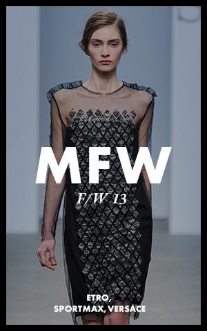 Неделя моды в Милане:  День 3
