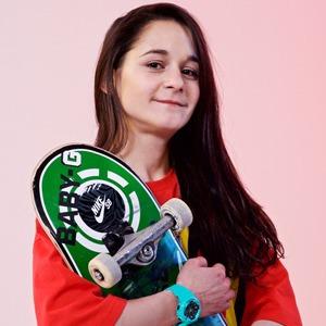 Скейтбордистка Катя Шенгелия об отсутствии конкуренток и трюках