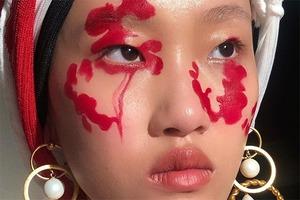 На кого подписаться: Яркие образы визажистки Валентины Ли